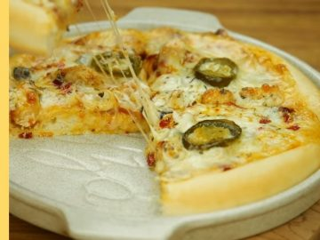 Pizza Without Oven Recipe By Food Fusion