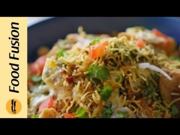 Dahi Bara / Bhalla Chaat Recipe By Food Fusion