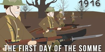 The First day of the Somme (1916)