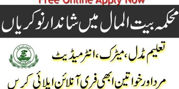 New Jobs In Government Of Punjab Social welfare Department -Free Online Apply