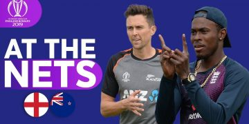 ENG v NZ - At The Nets | ICC Cricket World Cup 2019