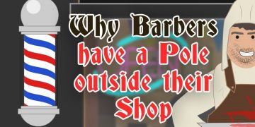 Why Barbers have a Pole outside their Shop