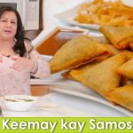 Keema Samosa with Easy Folding Technique and a Sweet Surprise - RKK