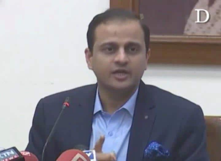 Sindh government spokesperson Murtaza Wahab in a press conference called on the ... 3