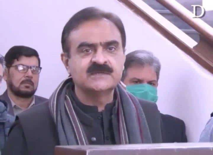 Balochistan chief secretary Fazeel Asghar has appealed to people to contribute t... 3