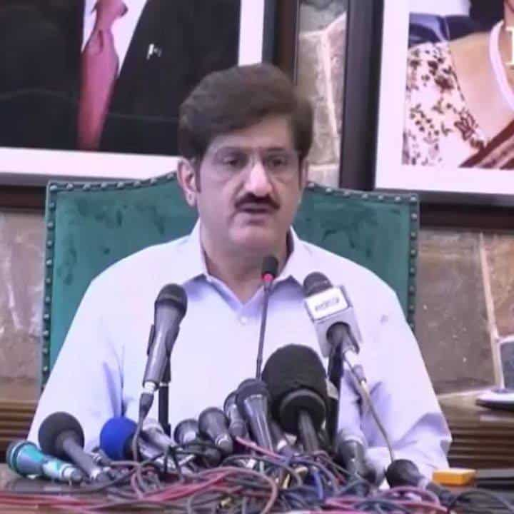 Sindh Chief Minister Murad Ali Shah has said that while the number of coronaviru... 3