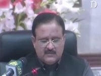Punjab CM Usman Buzdar announced medical staff in corona ward would get one mont... 20