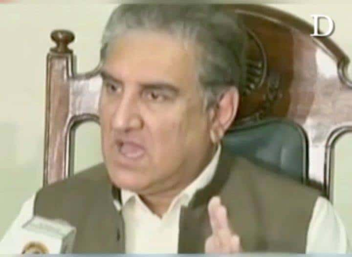 Foreign Minister Shah Mehmood Qureshi on Saturday urged PML-N and PPP lawmakers ... 3