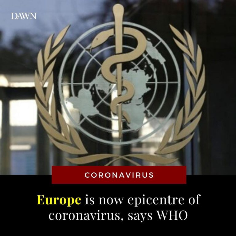 Countries across the globe went on heightened virus alert on Friday, sealing bor... 3