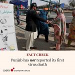 UNICEF Pakistan has declared a viral photo that lists 'facts' about coronavirus ... 5