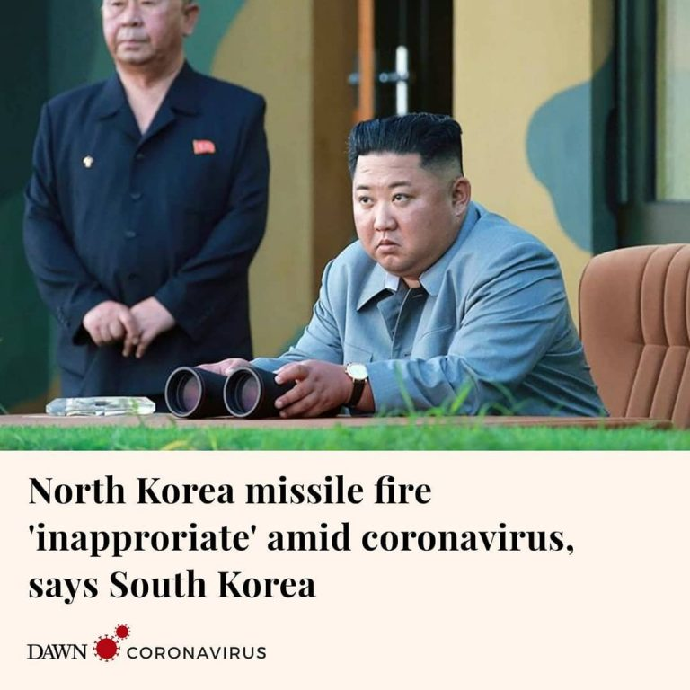 North Korea fired two projectiles that appeared to be short-range ballistic miss... 3