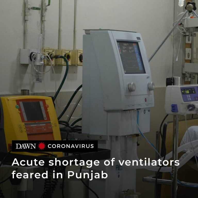 Following global shortage of ventilators needed for the management of Covid-19 c... 3