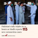 Sindh government is contemplating closing restaurants and tea shops by 9pm, as t... 6