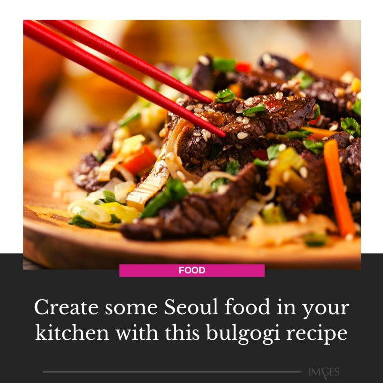 The tantalising taste and aroma of bulgogi may make it your favourite meal 3