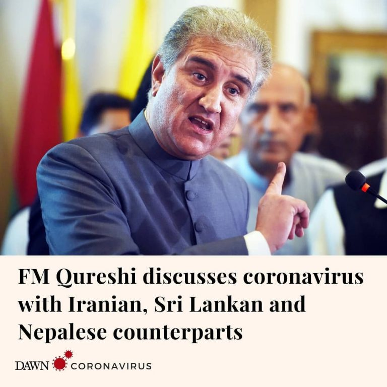 Foreign Minister Shah Mehmood Qureshi spoke with his Iranian counterpart Javad Z... 3