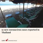 Mainland China reported its first locally transmitted coronavirus case in three ... 6