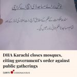 The Islamabad administration has decided to shut down all restaurants, cafes and... 5