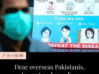 """To fellow overseas Pakistanis, I request you to stay where you are. We hav... 20"