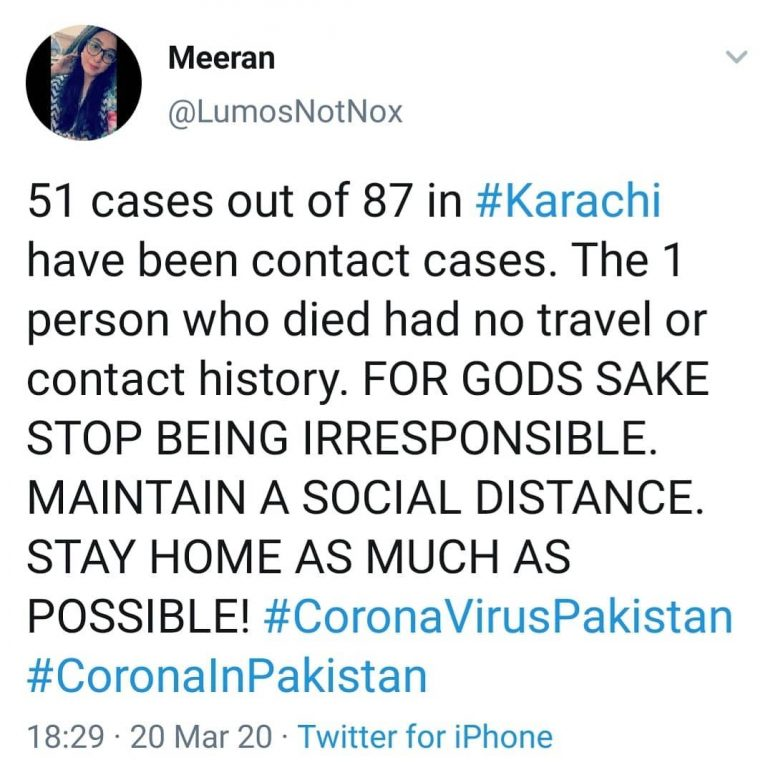 According to the spokesperson for the Sindh health department, 51 of Karachi&#03... 3