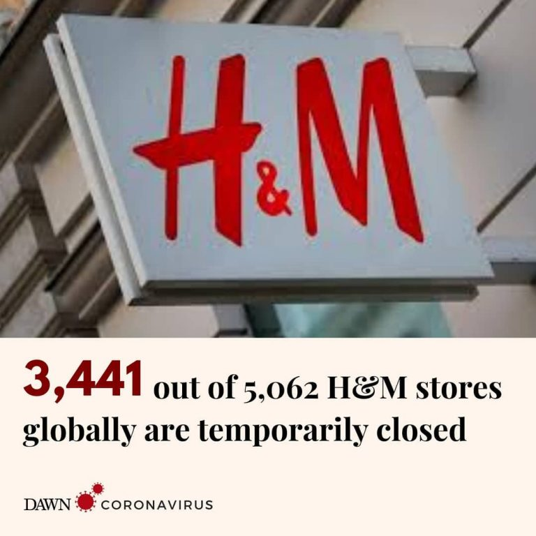 H&M has warned that it may need to permanently lay off workers as it wrestle... 3