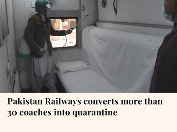 Pakistan Railways (PR) has converted more than 30 AC business and AC sleeper coa... 2
