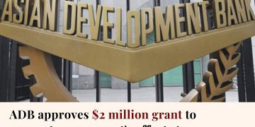 The Asian Development Bank has approved a further $2 million grant to support th... 27