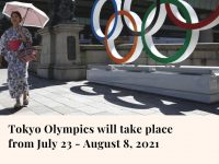 Tokyo Olympics will take place from July 23 - August 8, 2021.  Tap link in bio t... 24