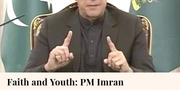 Prime Minister Imran Khan said on Monday that the country's faith and youth... 9