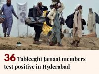 Authorities in Sindh on Monday reported 36 coronavirus cases of local transmissi... 13