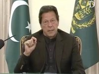 "Prime Minister Imran Khan announced the ""Corona Tigers Relief Force"", which he s... 10"