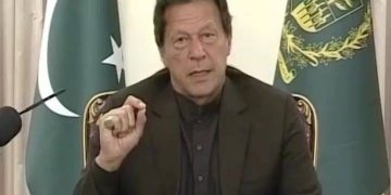 "Prime Minister Imran Khan announced the ""Corona Tigers Relief Force"", which he s... 22"