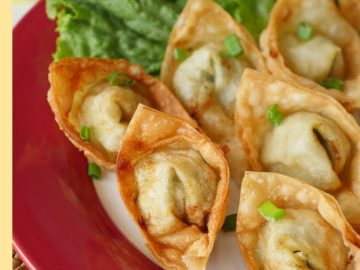 Chicken Wonton Recipe By Food Fusion