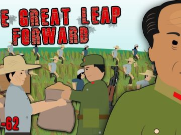 The Great Leap Forward (1958-62)