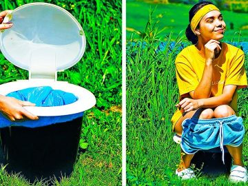 27 CAMPING HACKS THAT YOU DEFINITELY NEED TO KEEP FOR THE FUTURE