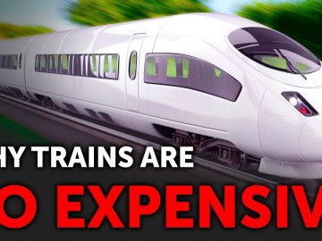 Why Trains Are So Expensive (Sometimes More Than Flights)