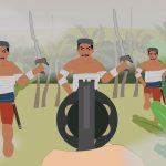 How Did these Warriors Continue to Fight when Shot?
