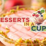 Desserts in a Cup - Recipes by Food Fusion