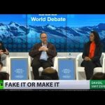 RT participates in Davos panel, clashes with BBC during debate