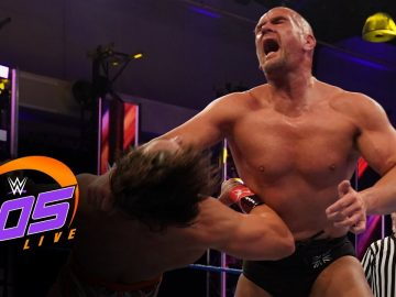 Danny Burch vs. Tony Nese: WWE 205 Live, April 10, 2020