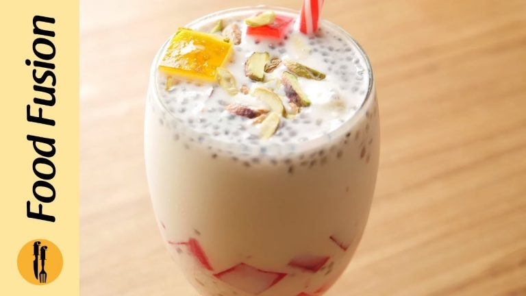 Kulfi Falooda Recipe by Food Fusion