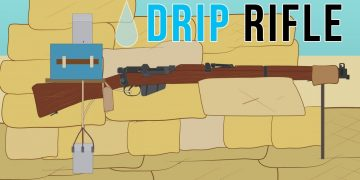 Drip Rifle (Weird Weapons)