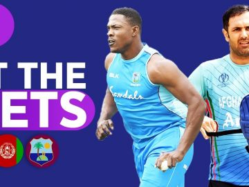 AFG v WIN - At The Nets | ICC Cricket World Cup 2019