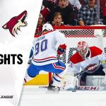 NHL Highlights | Canadiens @ Coyotes 10/30/19