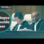 Rohingya Genocide Case - Court: Myanmar must abide by UN genocide convention