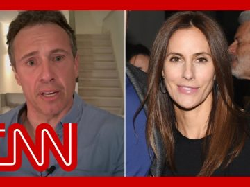 Chris Cuomo announces his wife, Cristina, diagnosed with coronavirus
