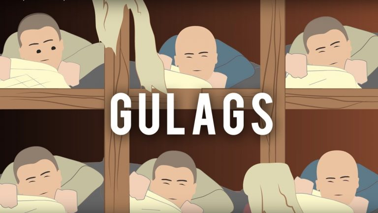 GULAGS (The Cold War)