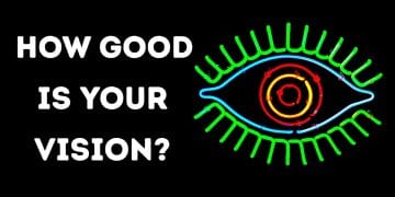 The Quickest Test to Check How Sharp Your Eyes Are