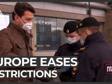European Commission: Members should coordinate on virus curbs