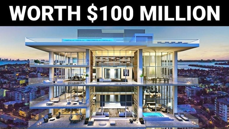 10 Most Expensive Homes In New York City
