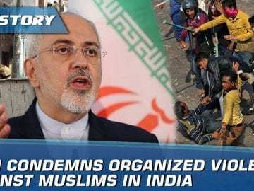 Iran Condemns Organized Violence Against Muslims In India | Indus News